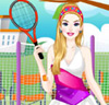 Barbie Und Ellie Tennis Prep
