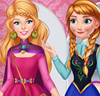Barbie in Arendelle