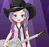 Coutnry Musician Dress Up Game