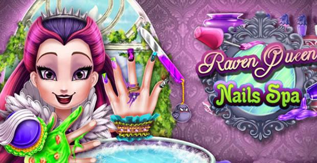 Raven Queen Maniküre