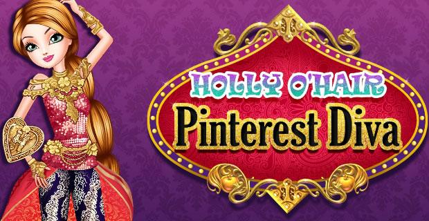 Holly O'Hair Pinterest Diva