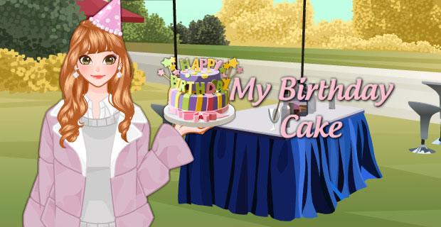 Mein Geburtstagskuchen